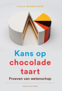 """Boekcover van """"Kans op chocoladetaart"""""""