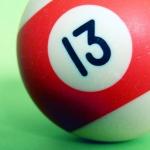 Dertien uur schrijven aan een artikel over oneindige loterijen.