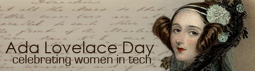 16 oktober 2012 is Ada-Lovelace-dag.