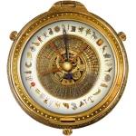 In Lyra's Oxford vertelt deze alethiometer de waarheid.