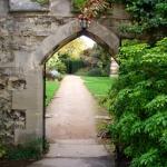 Balliol College heeft naast goede docenten ook een mooie tuin.