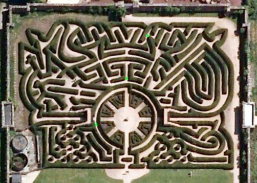 Marlborough Maze.