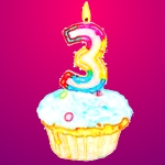 Happy birthday, dear blog!
