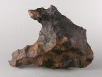 Fragment van de Canyon Diablo meteoriet.