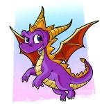 Een niet-standaard draak.