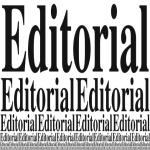 Oneindige regressie met het woord 'Editorial'.