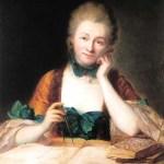 Émilie du Châtelet.
