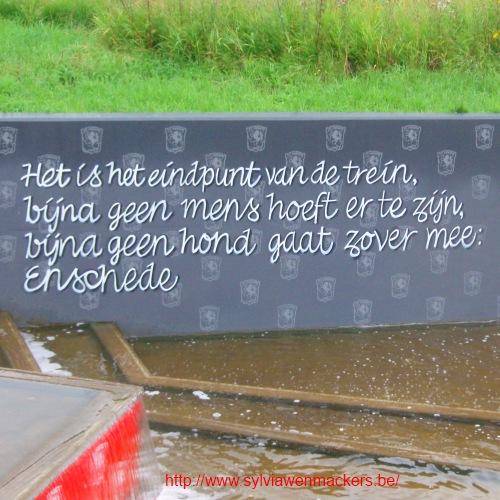 Enschede.