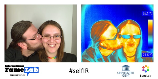 IR-selfie.