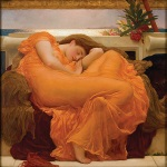 Flaming June.