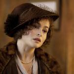 Helena Bonham Carter als vrouw van de toekomstige koning in The King's Speech.