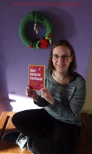 Blij met het nieuwe boek van Ionica Smeets.