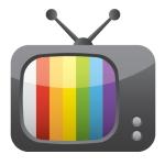 Er is veel te zien op TV - vooral als het toestel uit staat.