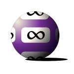Een loterij op de natuurlijke getallen heeft oneindig veel ballen. Toch zit er geen enkele bal bij waar 'oneindig' op staat.