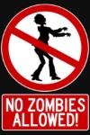 Zombieverbod.