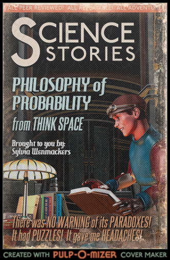 Poster voor 'Philosophy of Probability'.