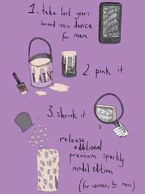 Pink it, shrink it.