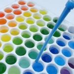Door andere pigmenten toe te voegen, kun je het regenboogvlies van het oog in principe in eender welke kleur van de regenboog verven.