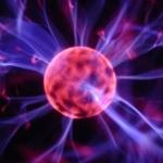 Plasma is een stralende, nieuwe aggregatietoestand.