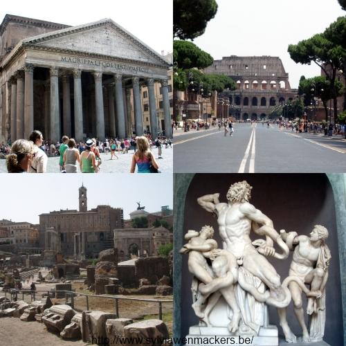 Klassiekers in Rome - deel 1.