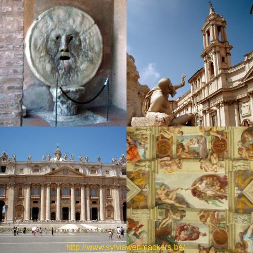 Klassiekers in Rome - deel 2.