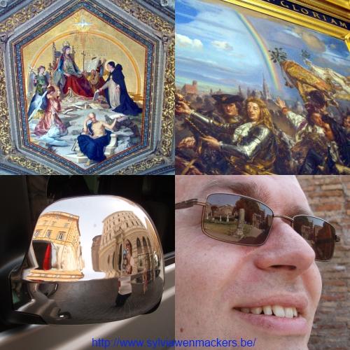 Optica in Rome.