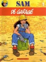 Sam: Belgische stripreeks over een meisje dat dol is op automechanica.