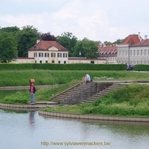 Schlossrondell Nymphenburg.