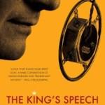 In 'The King's Speech' moet koning George VI zijn angst voor de microfoon overwinnen.