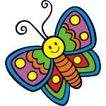 Vlinder worden is alleen weggelegd voor dappere rupsen zonder vliegangst.