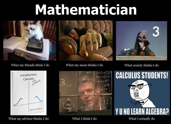 Feit: Veel wiskundigen kunnen niet goed tellen.